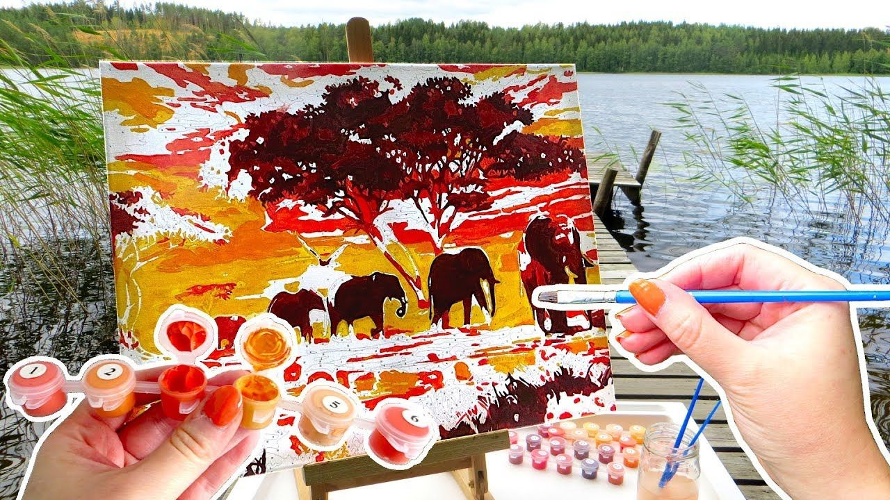 Why Is Buying Paint By Numbers Kit Online Considered As More Profitable Option? post thumbnail image