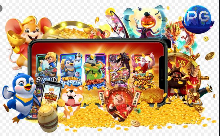 Play Mobile Slots from PG SLOT post thumbnail image