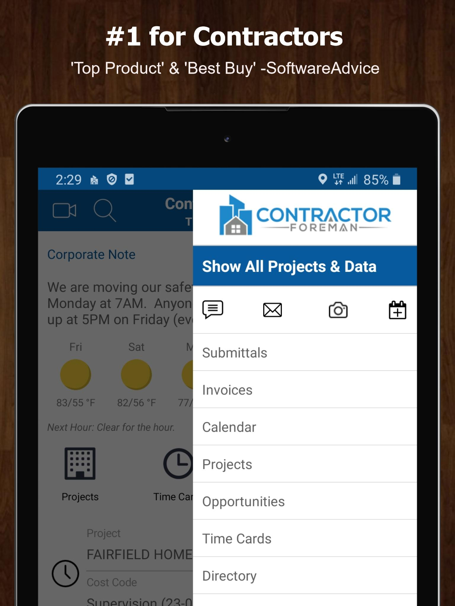 Points to note when choosing a construction software post thumbnail image