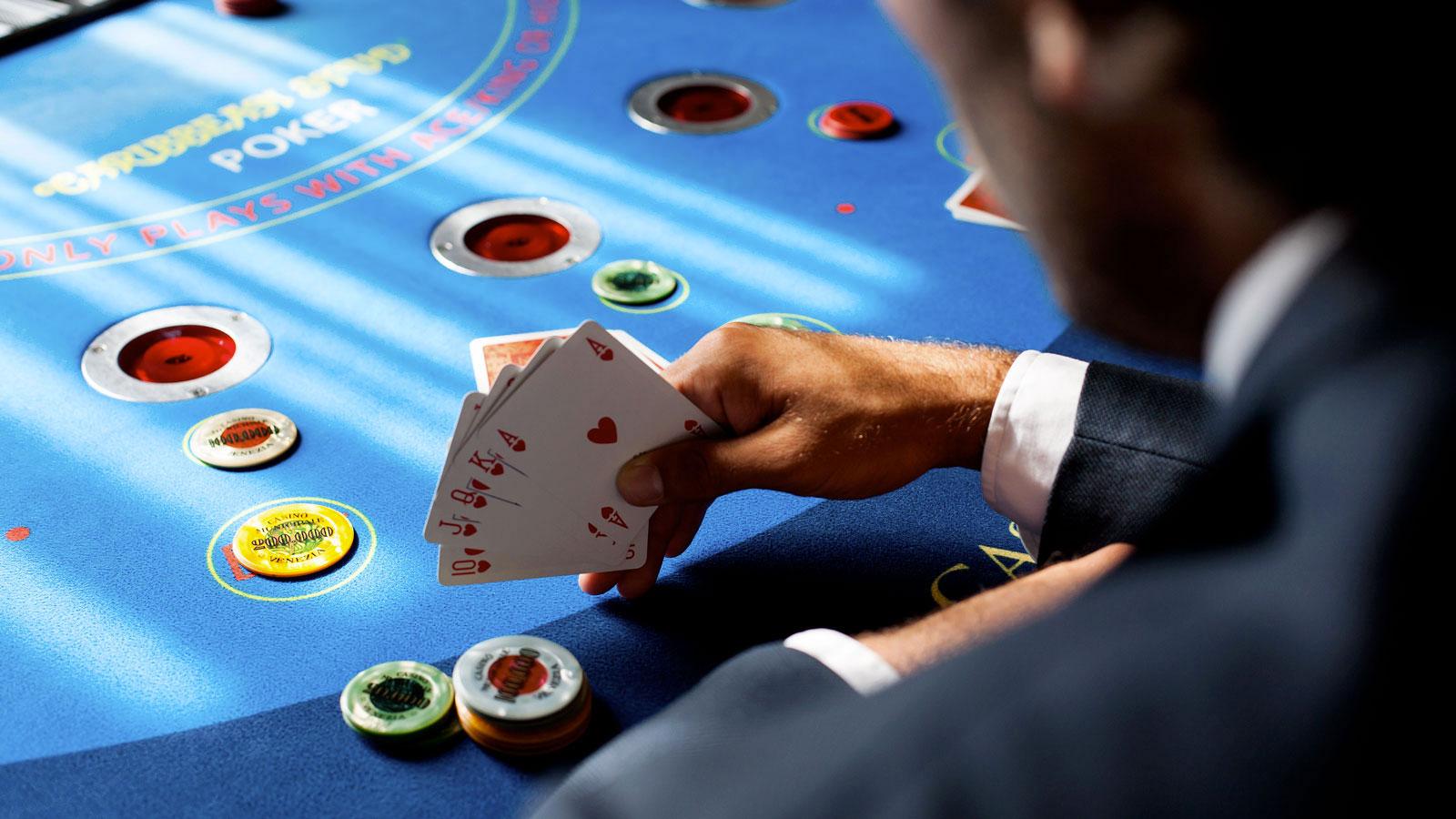 Online Poker Always Better Than Land Based post thumbnail image