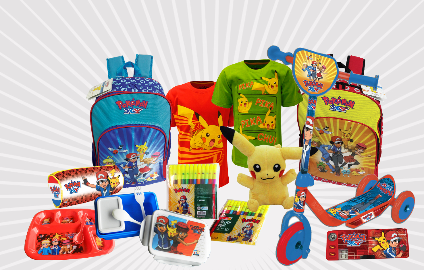 There is a great variety of Pokemon gifts post thumbnail image