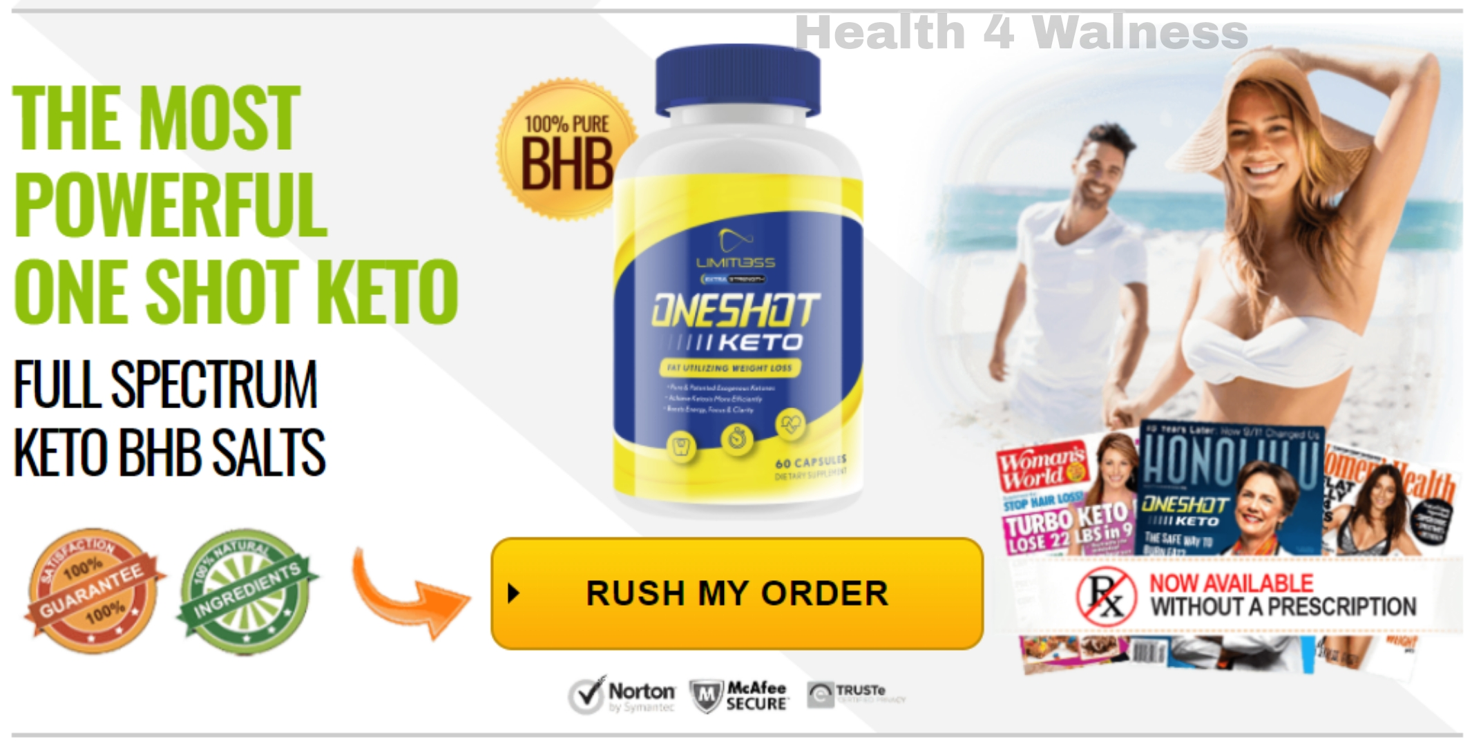 The Need For The One Shot Keto Diet Supplements post thumbnail image