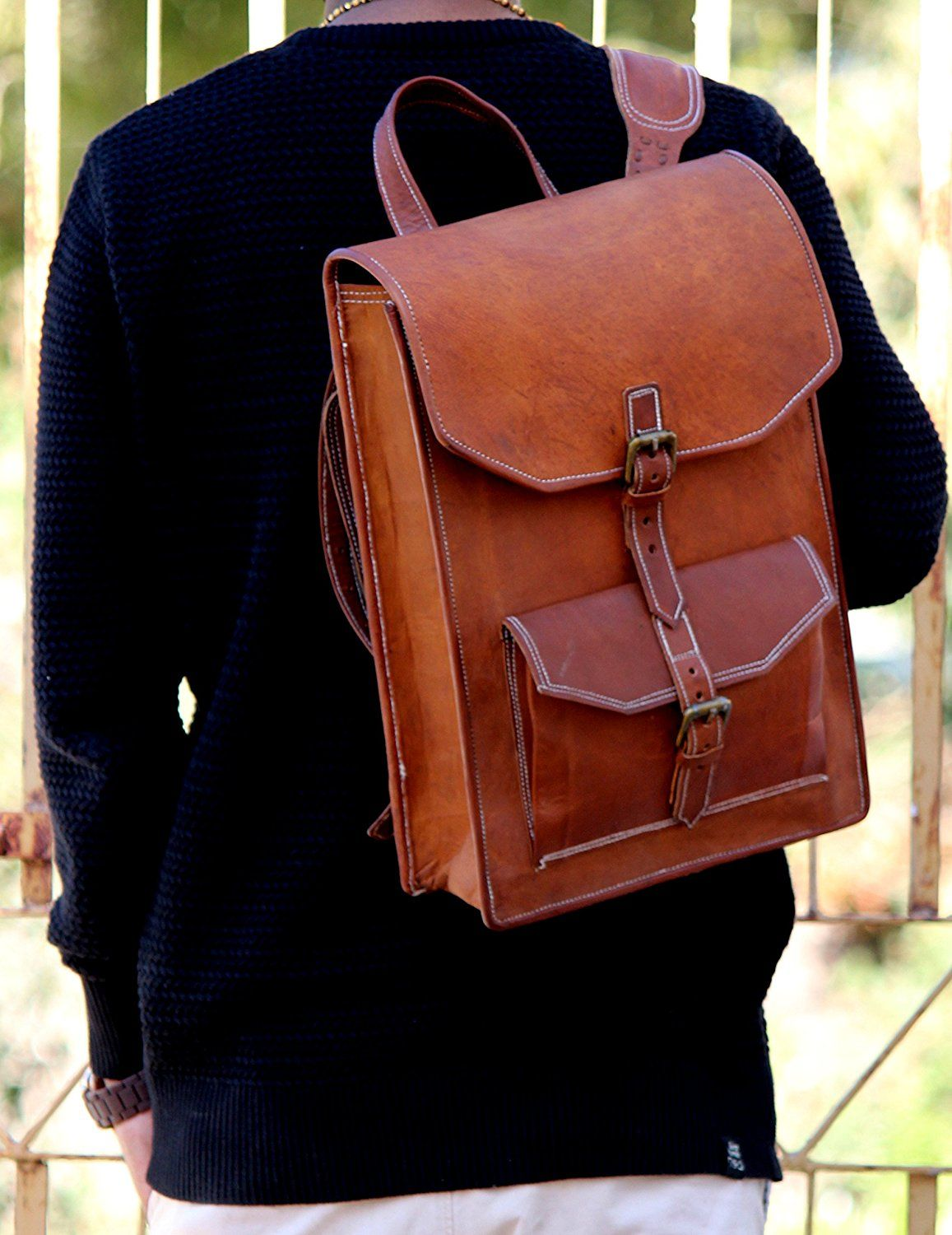 Know The Qualities of A Good Vintage Leather Backpack post thumbnail image