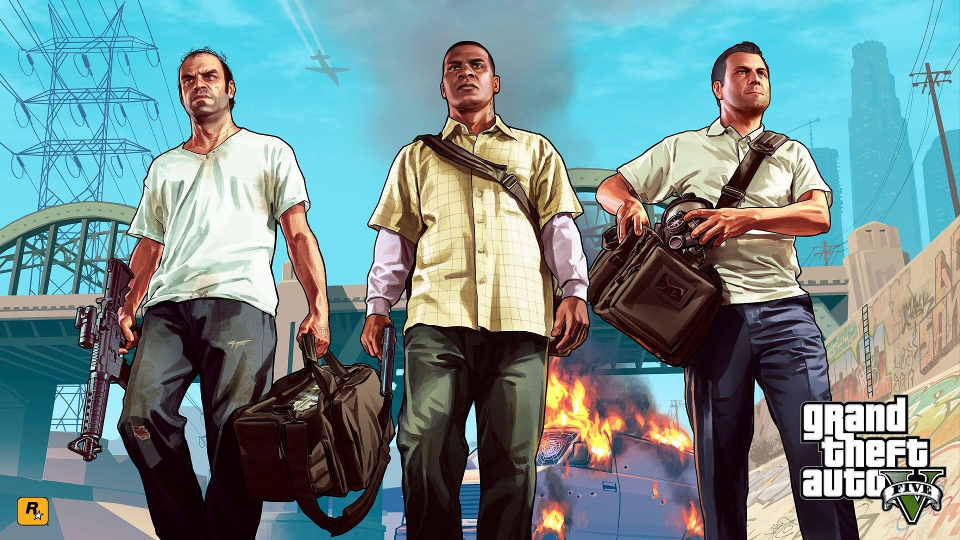 Download And Play GTA 5 APK post thumbnail image