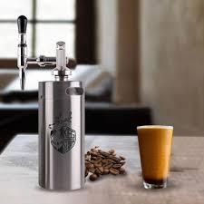 Nitro Coffee Machine- Shake, Brew, And Sip post thumbnail image